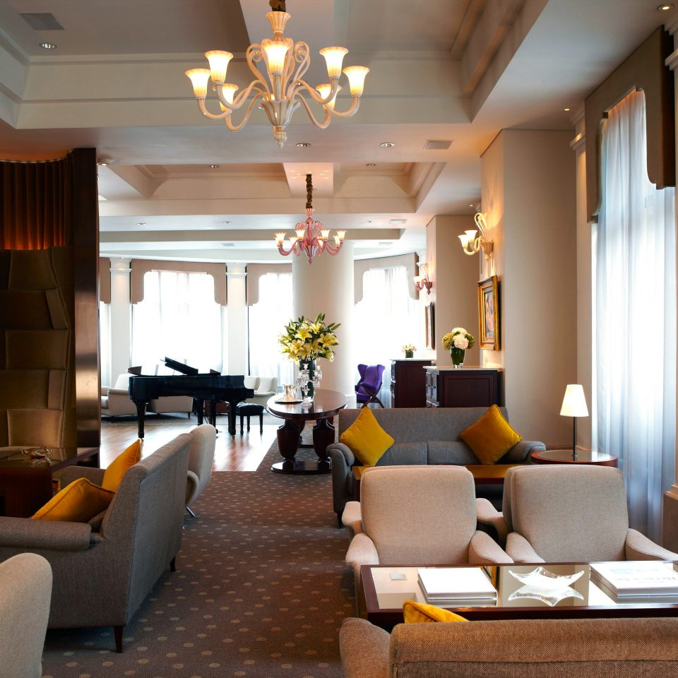 Hip Lounge Luxury Modern living room property Suite condominium home Resort Villa