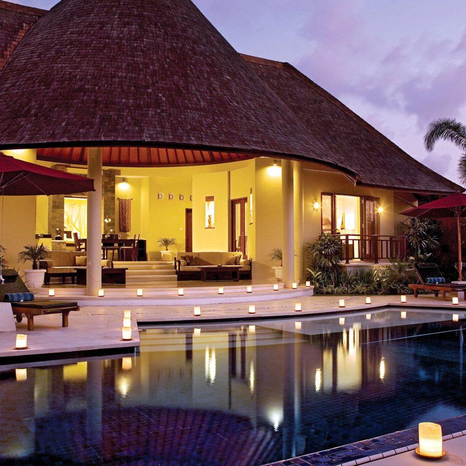 Hip Lounge Luxury Modern Pool property swimming pool Resort Villa