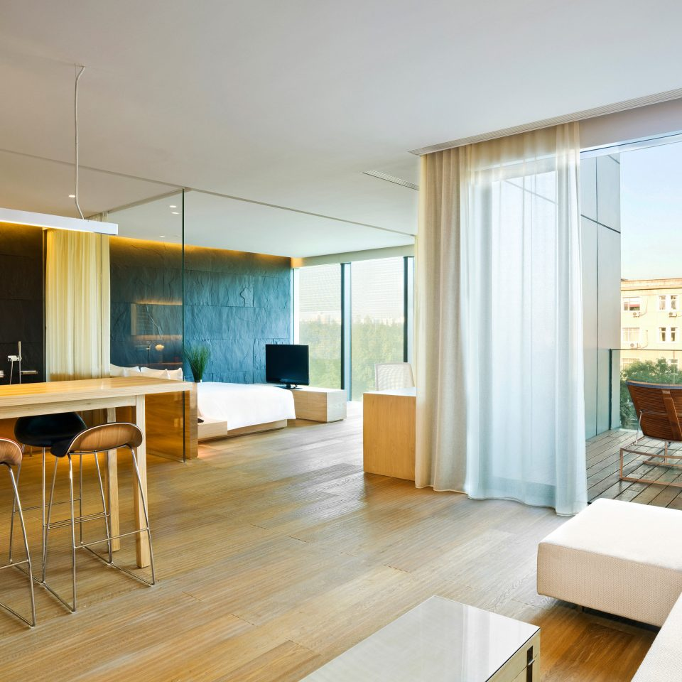 Hip Lounge Luxury Modern Scenic views property condominium living room hardwood home Suite Villa wood flooring loft
