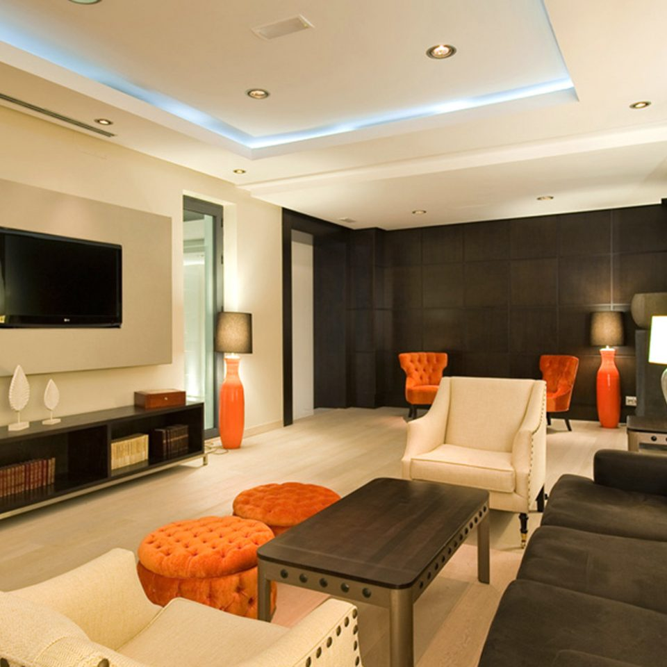 Hip Lounge Luxury Modern sofa property living room Suite condominium home flat leather