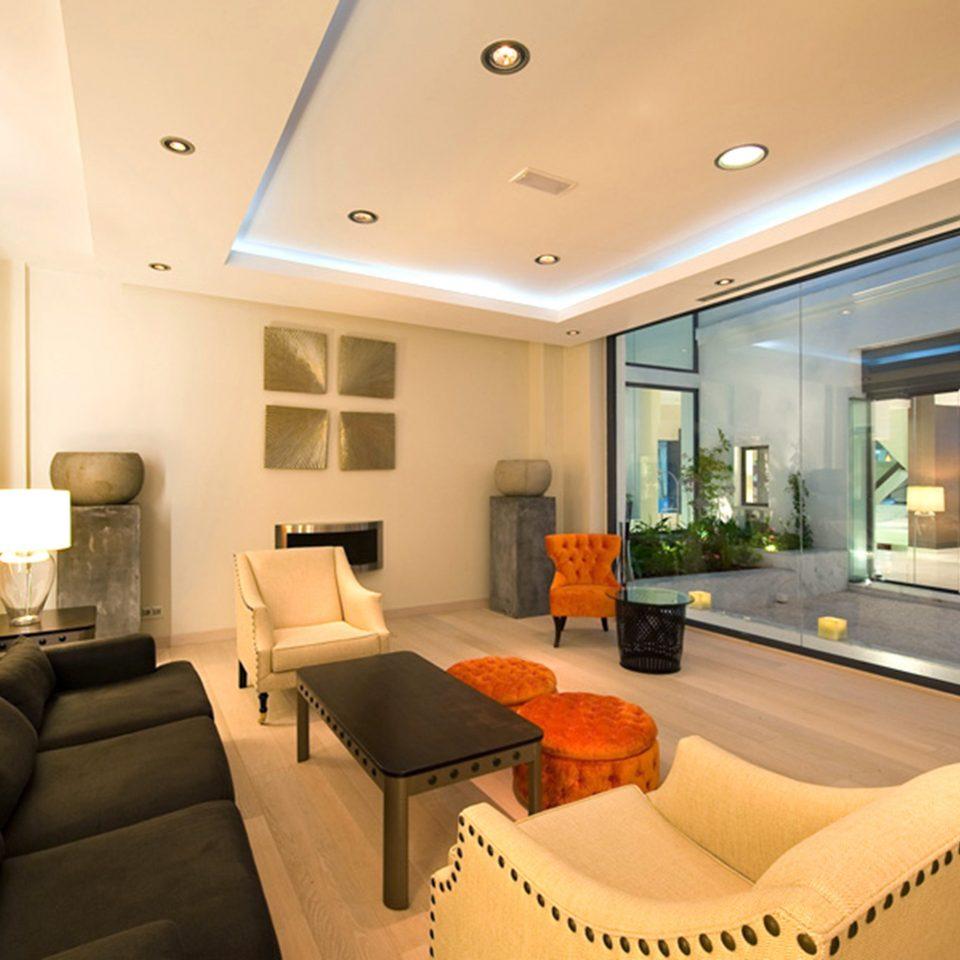 Hip Lounge Luxury Modern sofa property living room condominium Suite home flat