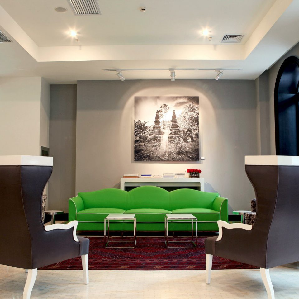 Hip Lounge Luxury Modern property living room green home conference hall office recreation room waiting room