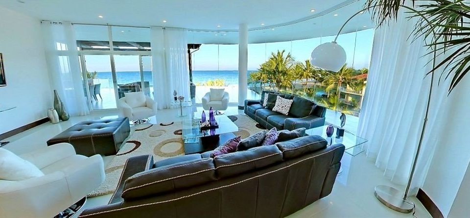 Hip Lounge Luxury Modern Scenic views property home condominium living room Resort Villa mansion