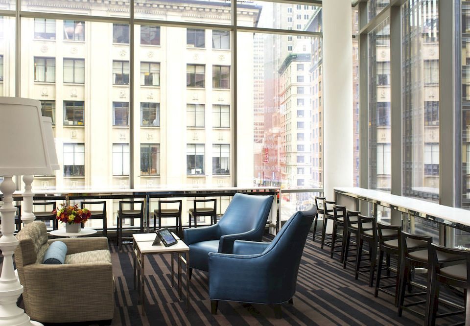 Hip Lounge Luxury Modern property condominium library restaurant