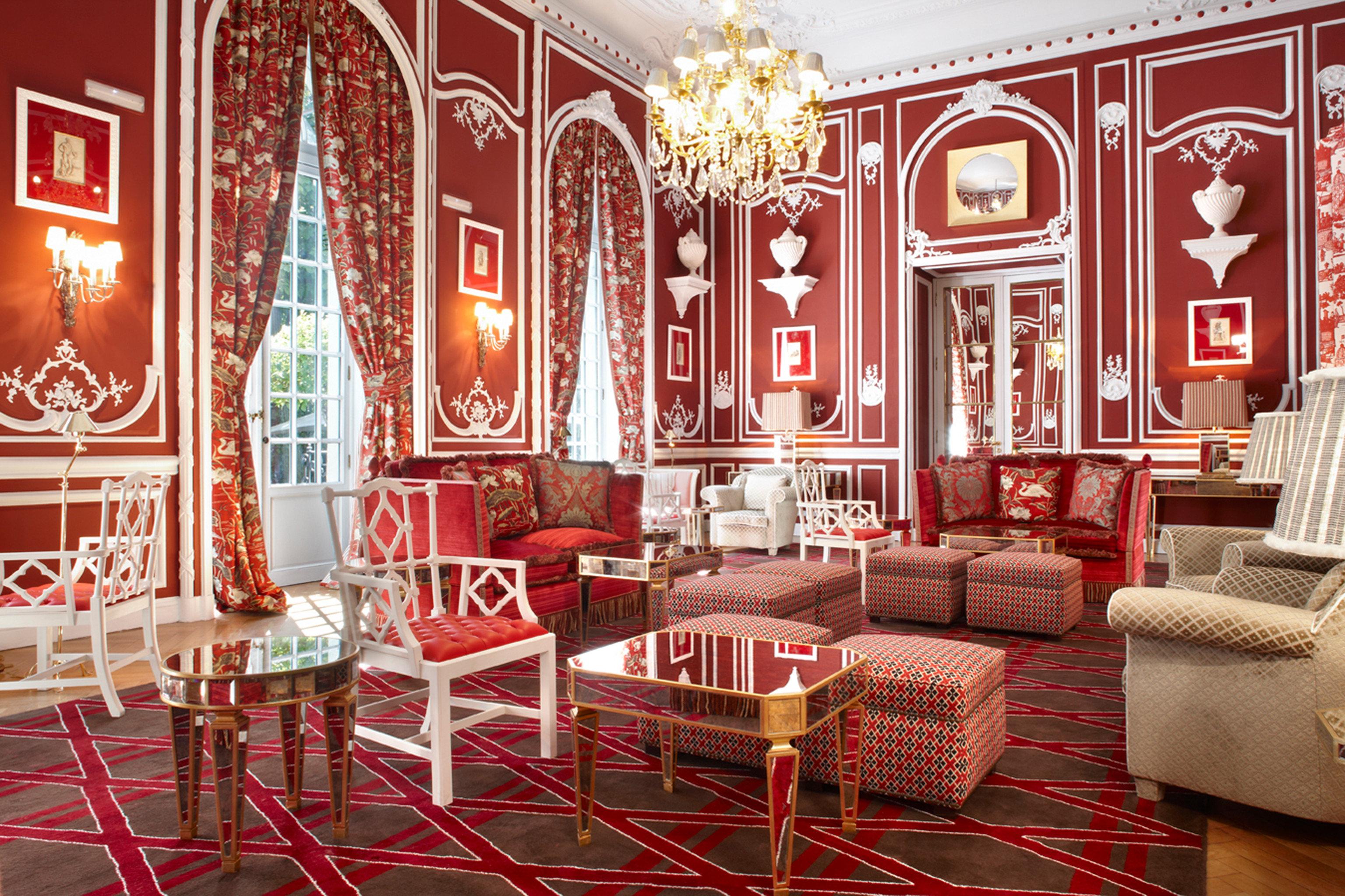 Hip Lounge Luxury Modern chair living room function hall