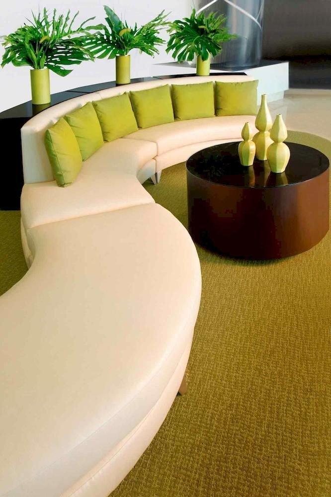 Hip Lounge Luxury Modern green yellow toilet seat living room flooring plant