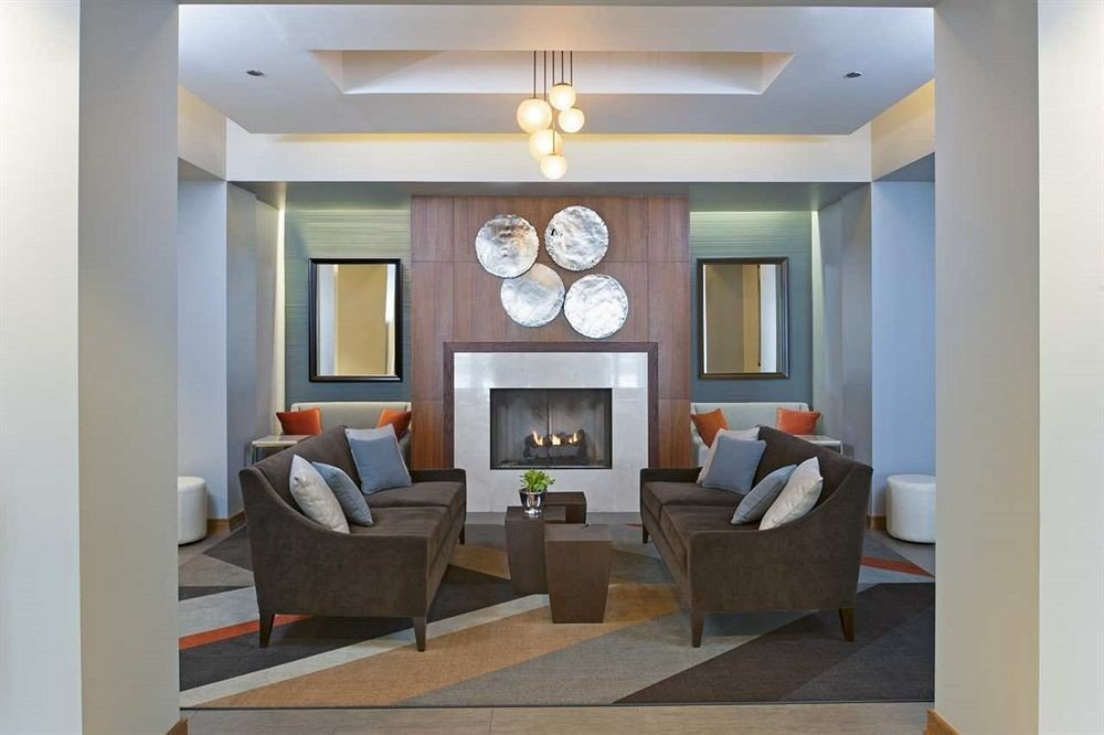 Hip Lounge Luxury Modern property living room home condominium