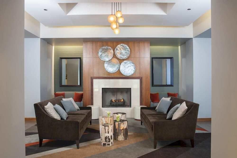 Hip Lounge Luxury Modern property living room home condominium cottage Suite Villa