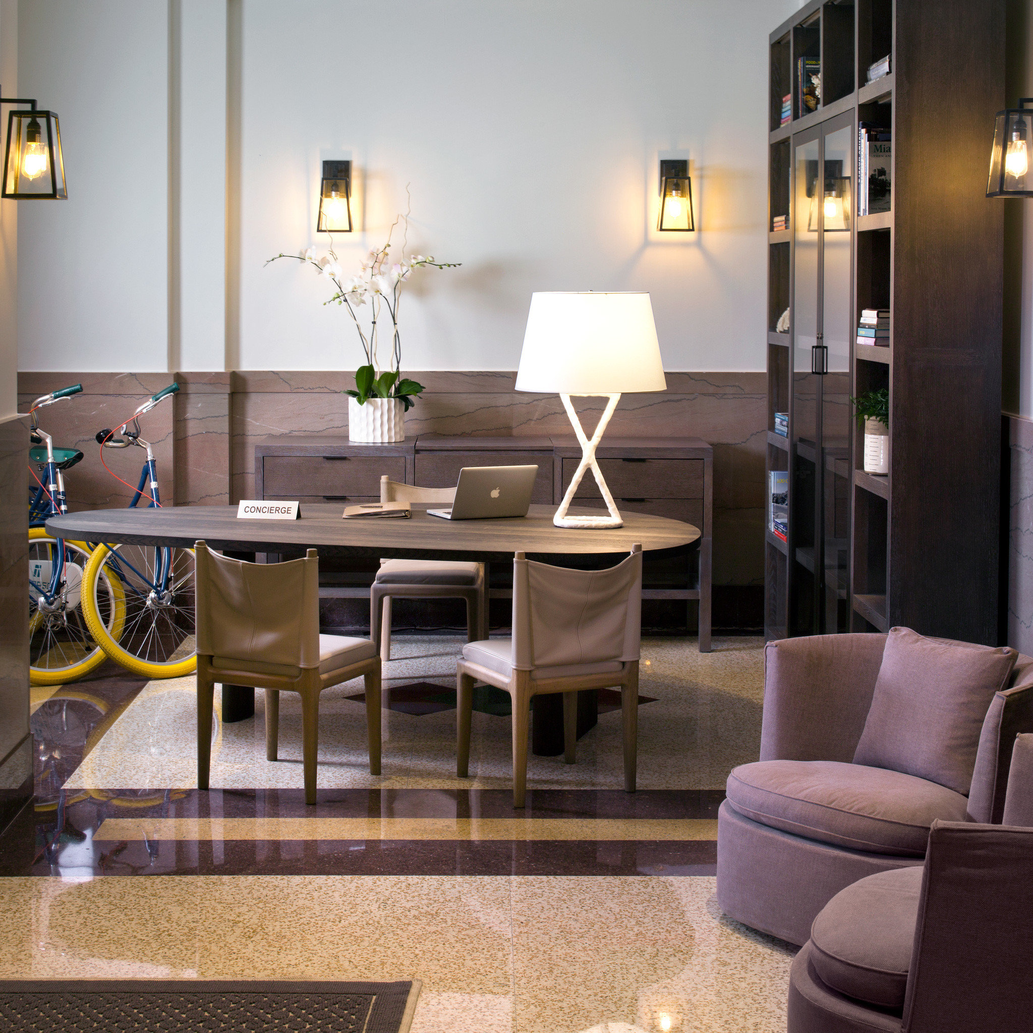Hip Lounge Luxury Modern property living room hardwood home lighting flooring wood flooring Suite