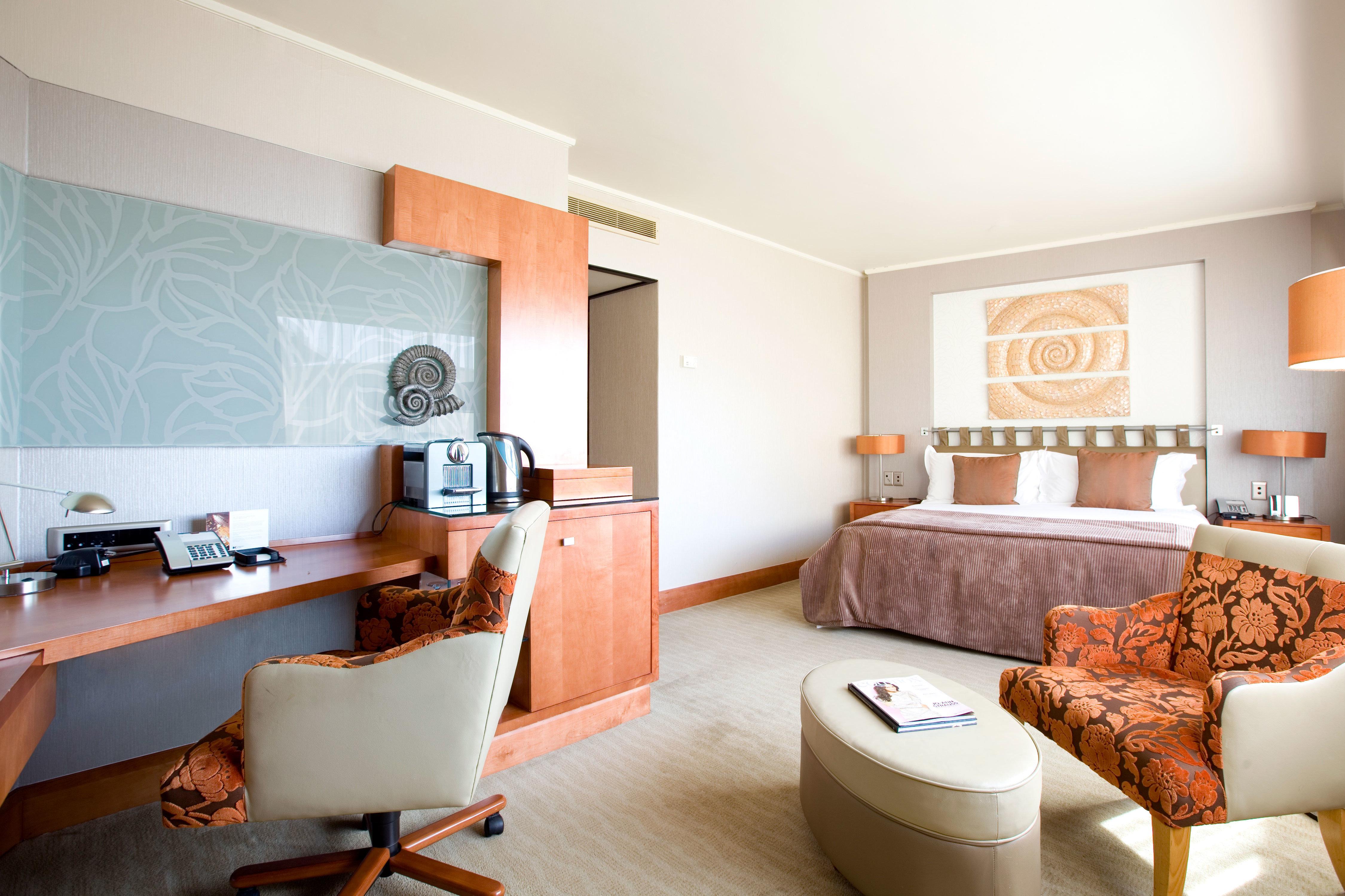 Hip Lounge Luxury Modern property home living room Suite cottage orange
