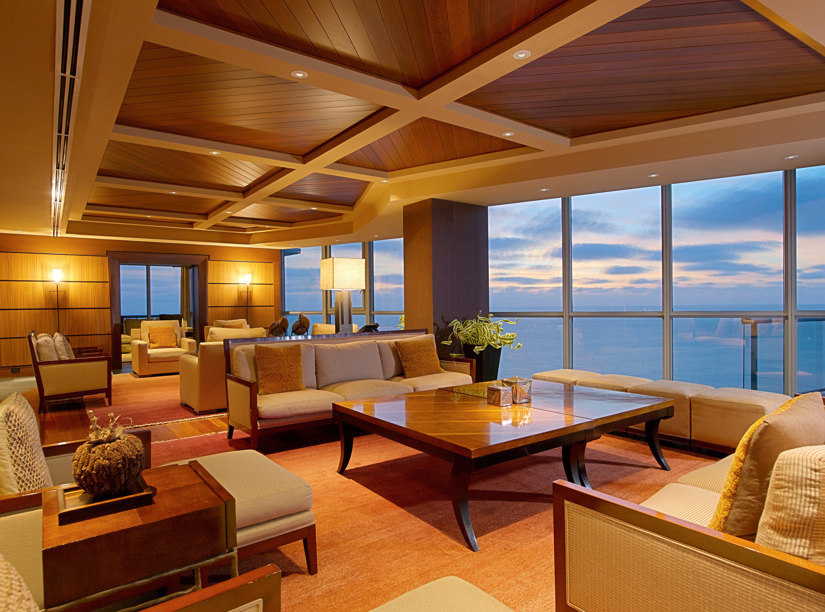 Hip Lounge Luxury Modern Scenic views property living room home Suite Resort yacht condominium Villa overlooking