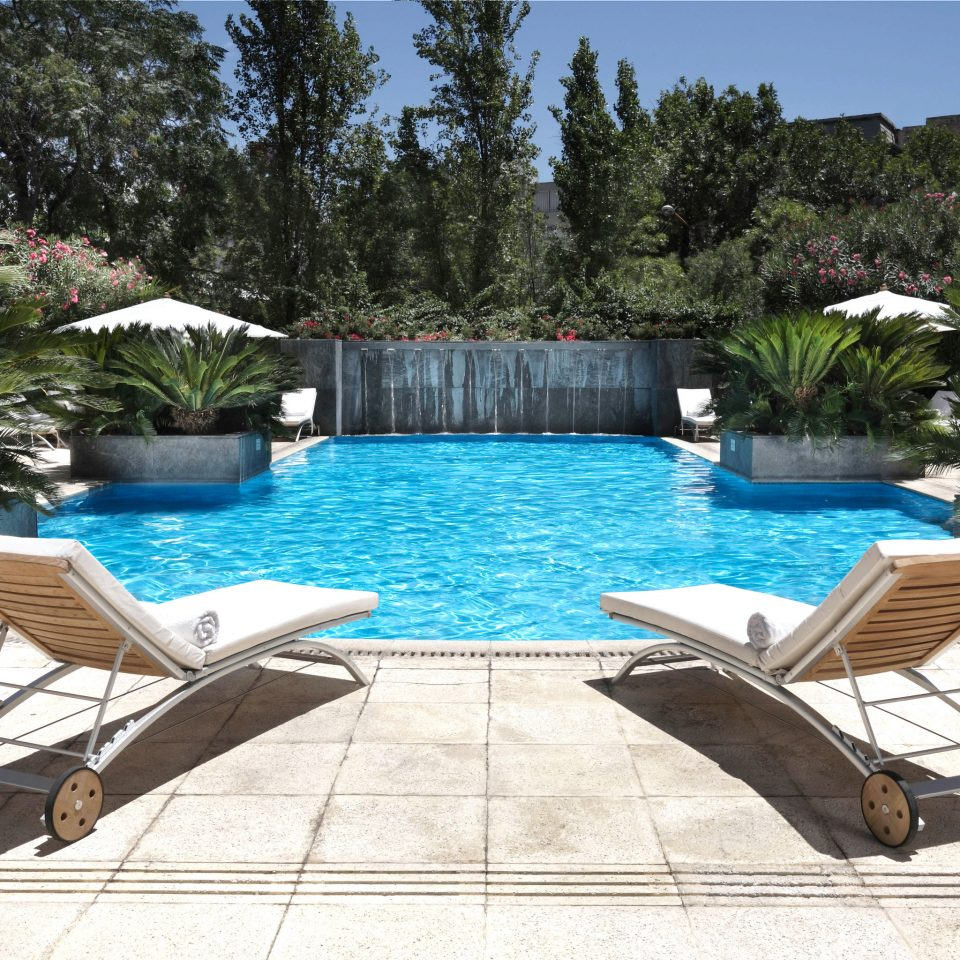 Hip Lounge Luxury Pool tree ground swimming pool property leisure chair backyard Villa cottage outdoor structure feet