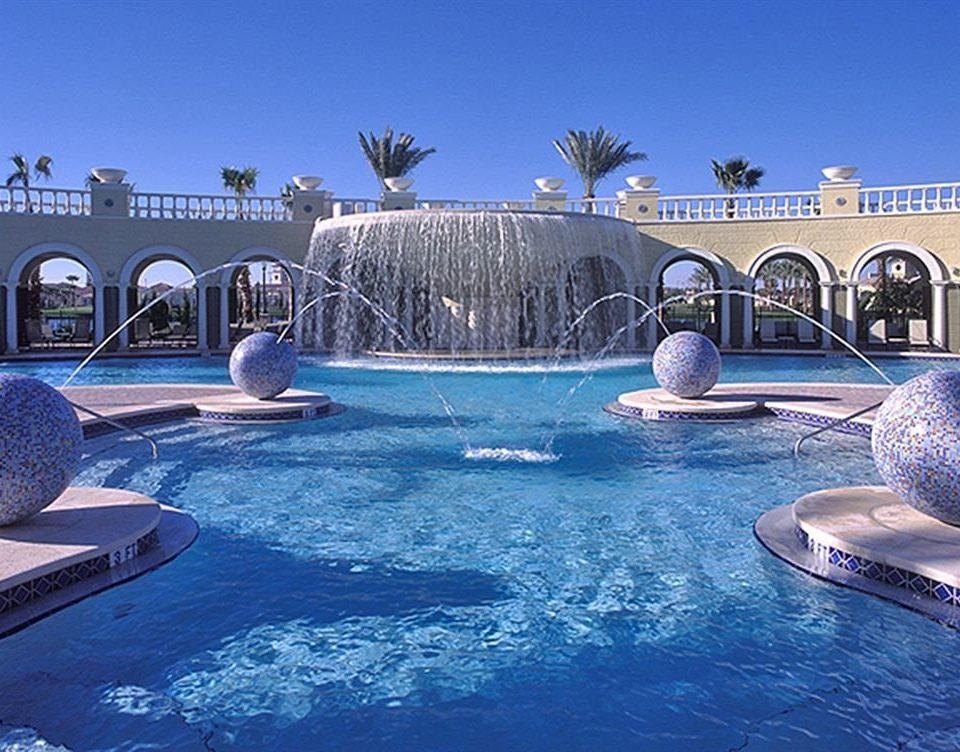 Hip Lounge Luxury Pool sky swimming pool property leisure aquatic mammal reflecting pool water feature Resort condominium dolphin