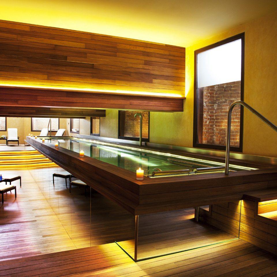 Hip Lounge Luxury Pool billiard room recreation room lighting swimming pool Resort