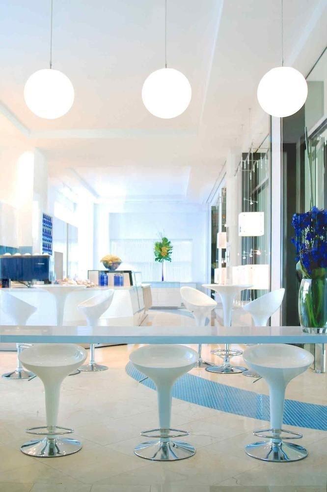 Hip Luxury Modern restaurant lighting home function hall glass living room dining table