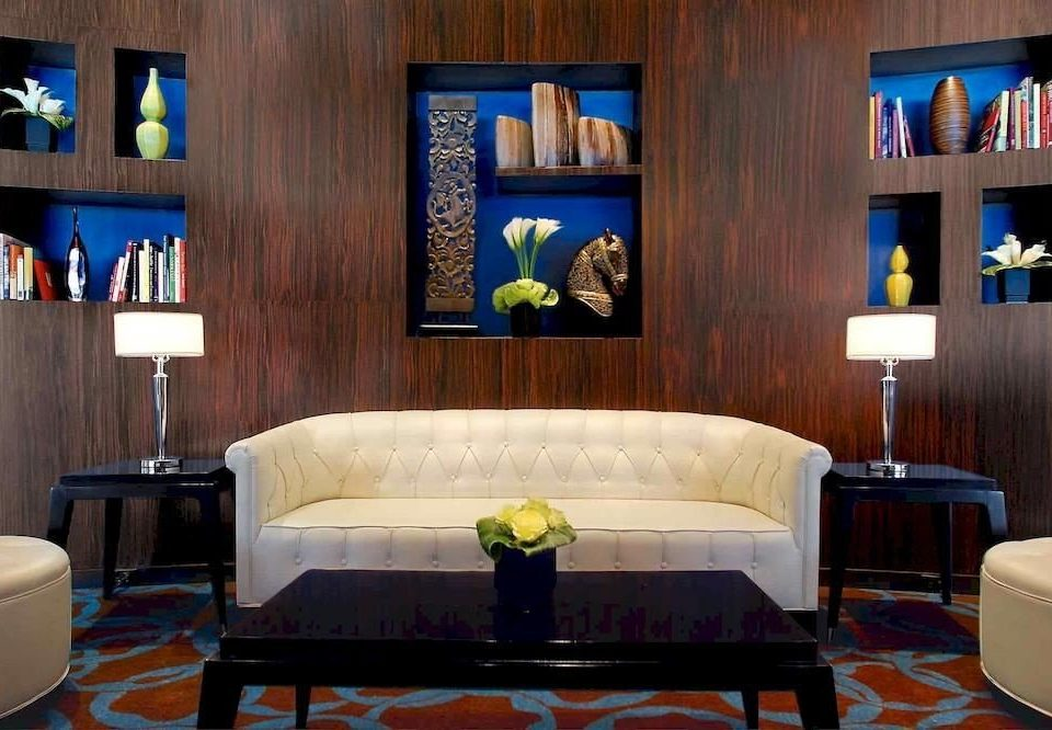 Hip Luxury Modern living room recreation room Suite