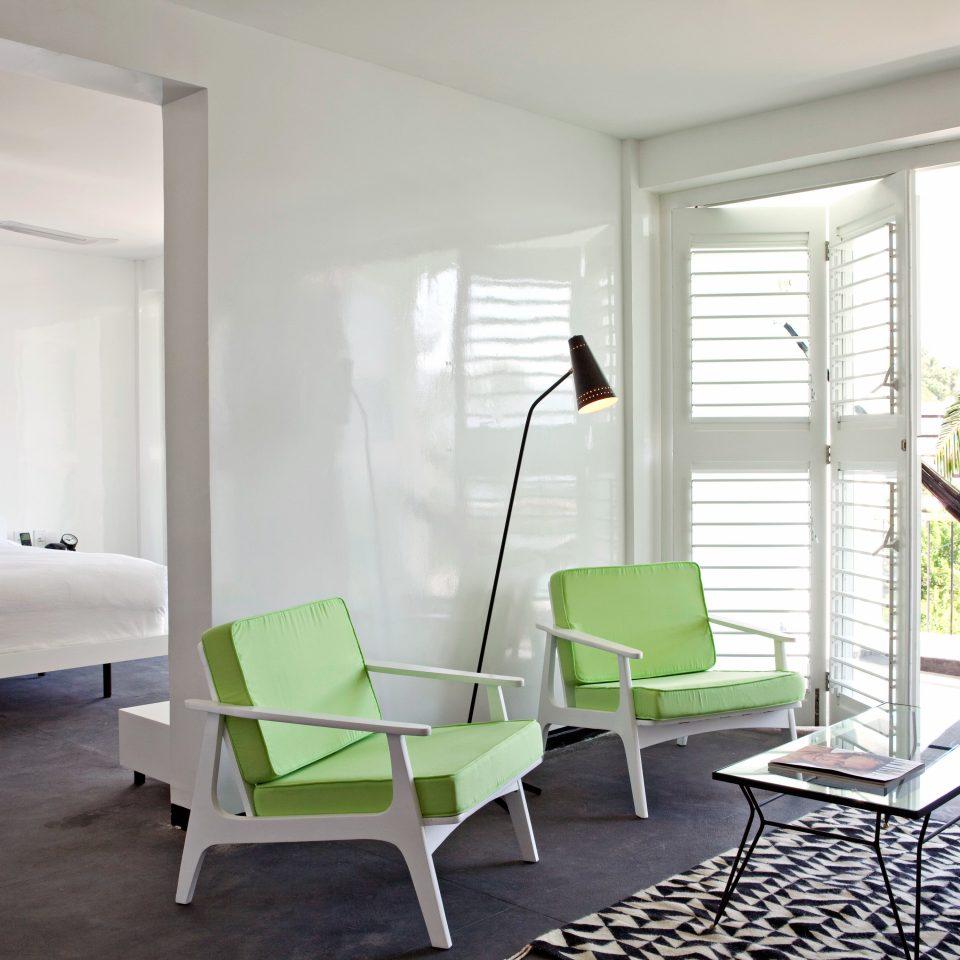Hip Resort Suite property home living room condominium