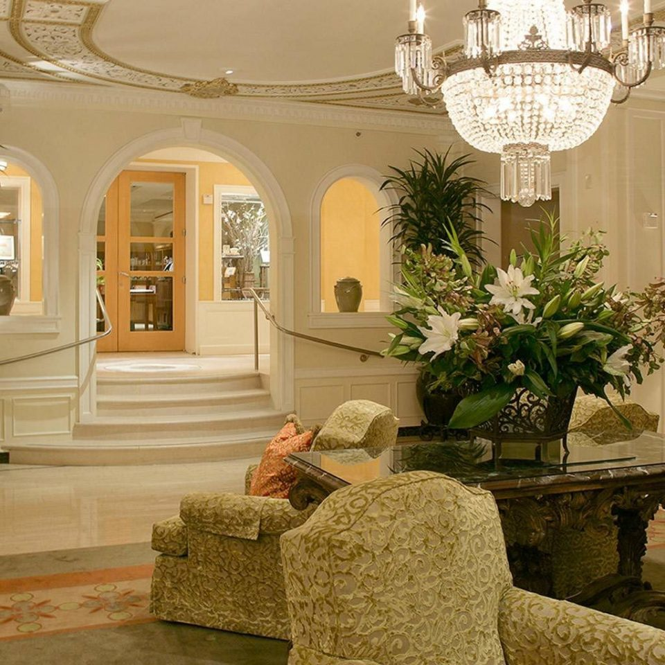 Historic Lobby Lounge Luxury living room property home mansion Villa plant Suite