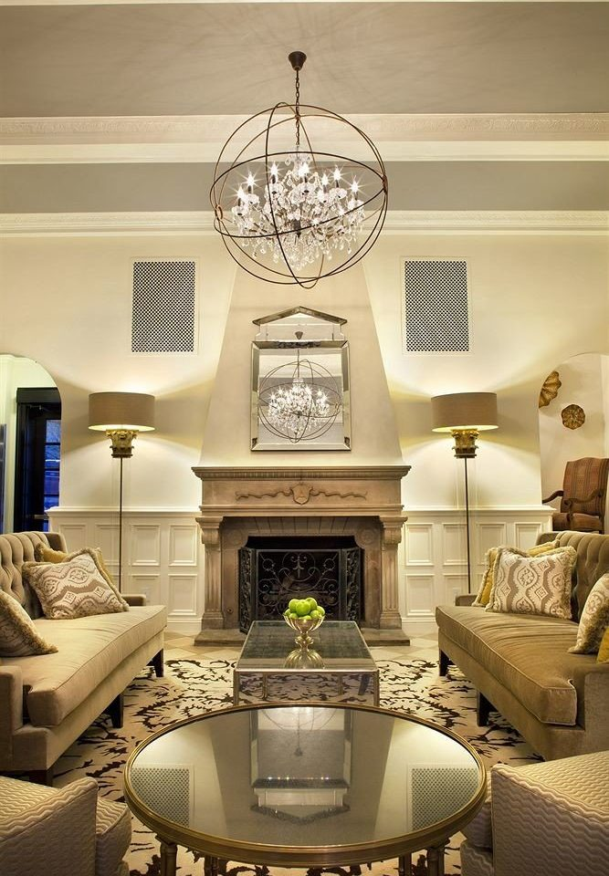 living room home lighting