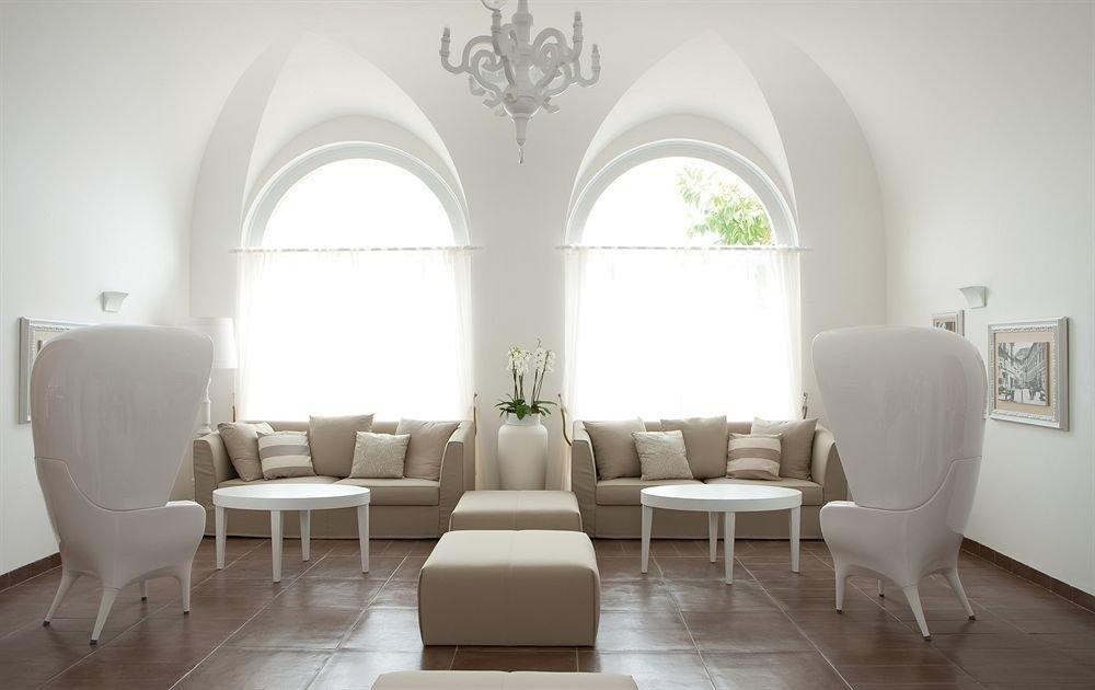white property living room home