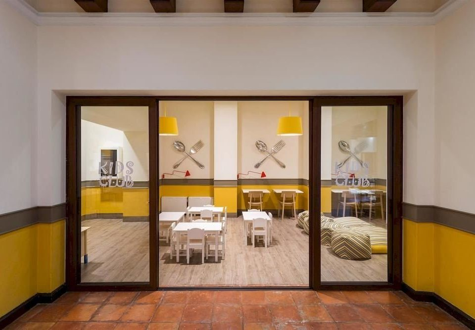 property home living room yellow