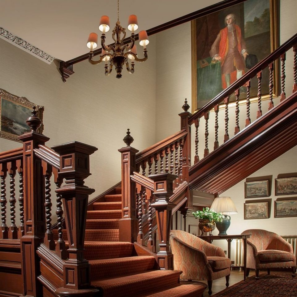 stairs home