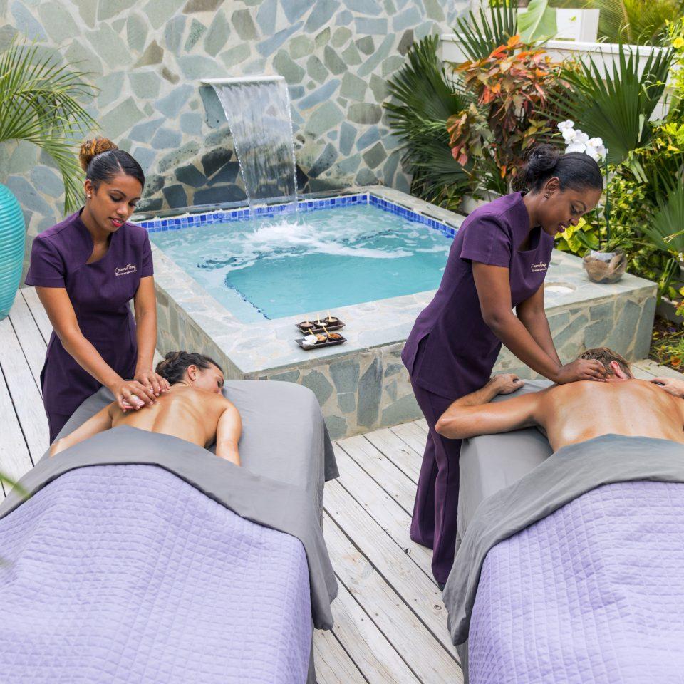 leisure swimming pool fun backyard summer recreation amenity massage Honeymoon