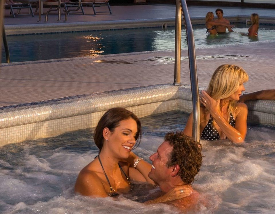 water image fun bathtub vessel swimming pool season screenshot Hot tub bathing wave
