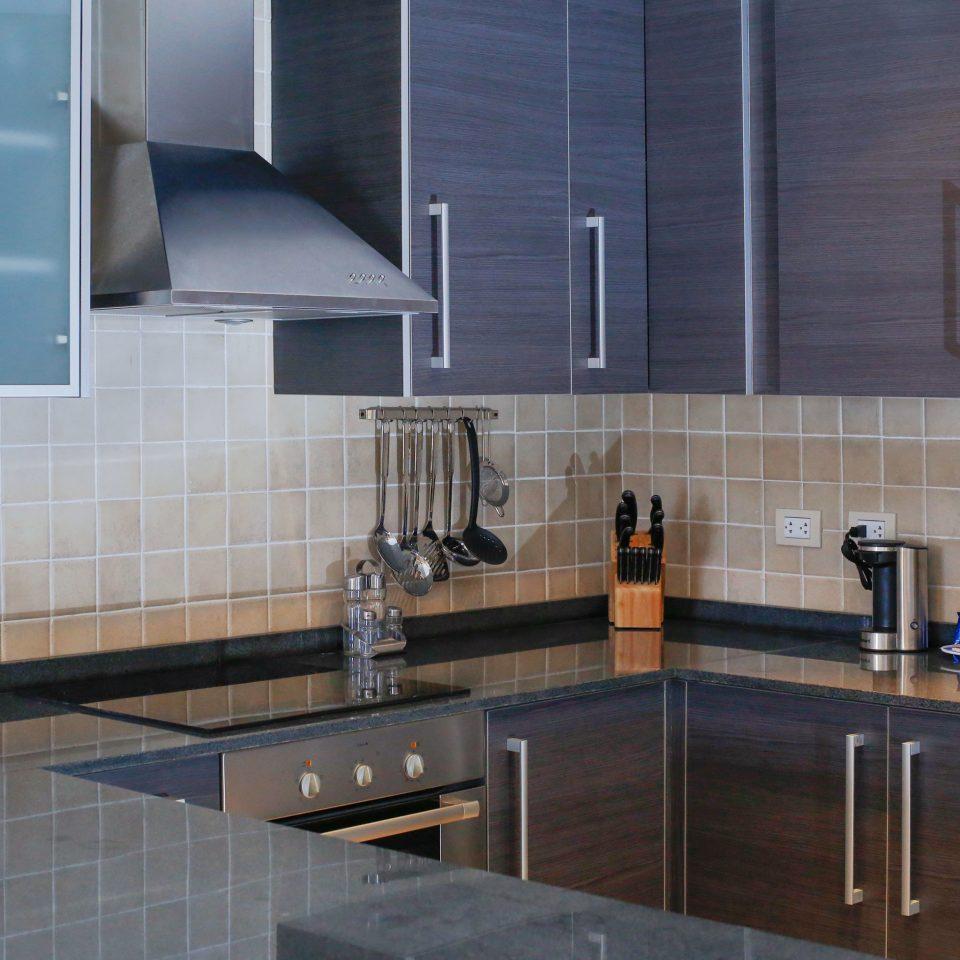 Hotels property tile flooring home daylighting counter bathroom