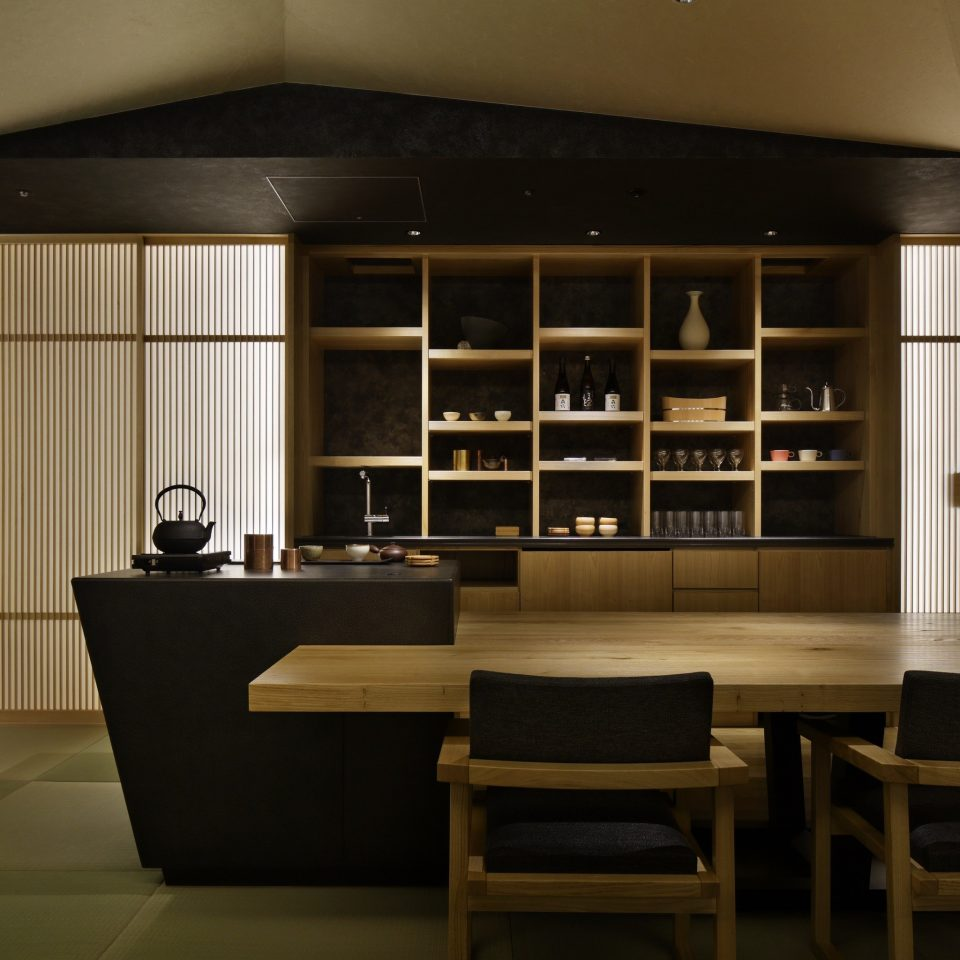 Hotels Japan Tokyo Trip Ideas cabinetry living room home lighting Kitchen