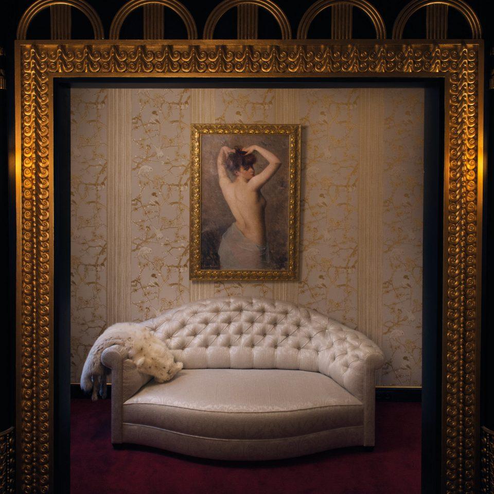 Hotels lighting living room modern art