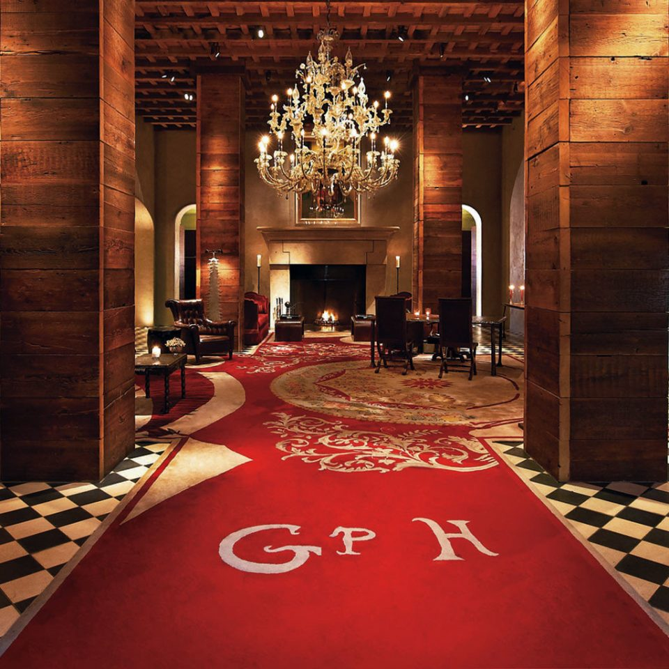 Hotels Lobby aisle red flooring function hall ballroom