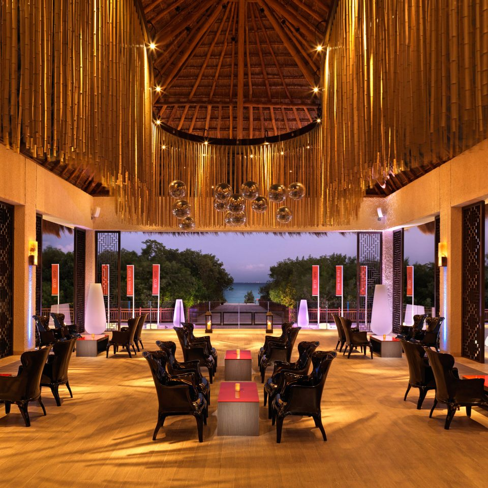 Hotels Lobby building Resort restaurant function hall palace organ
