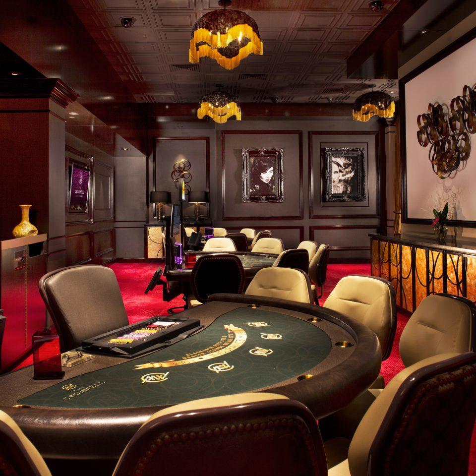 Hotels Lounge Luxury Modern recreation room billiard room living room leather