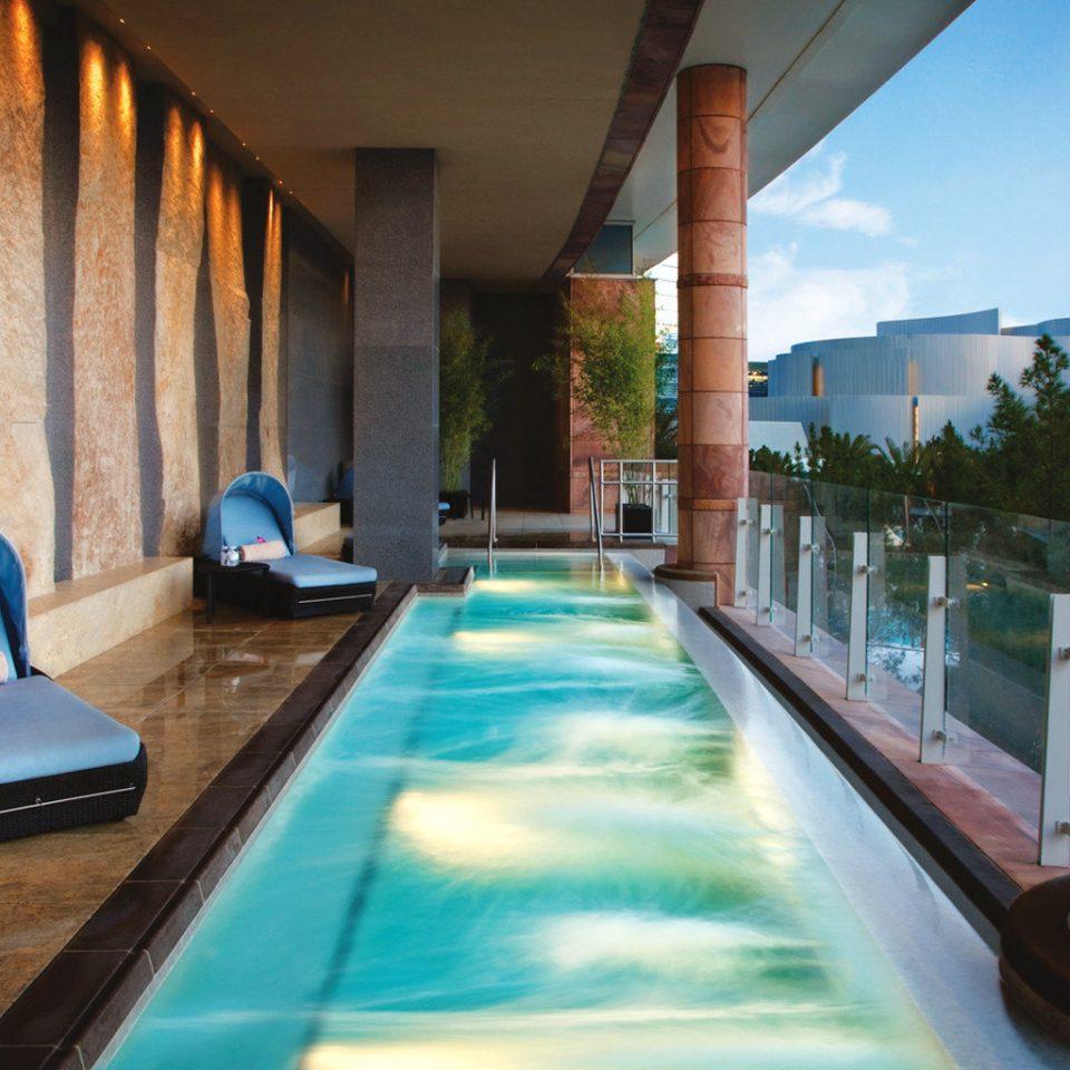 Hotels Lounge Luxury Modern Pool Romance Trip Ideas swimming pool leisure property Resort condominium Villa mansion