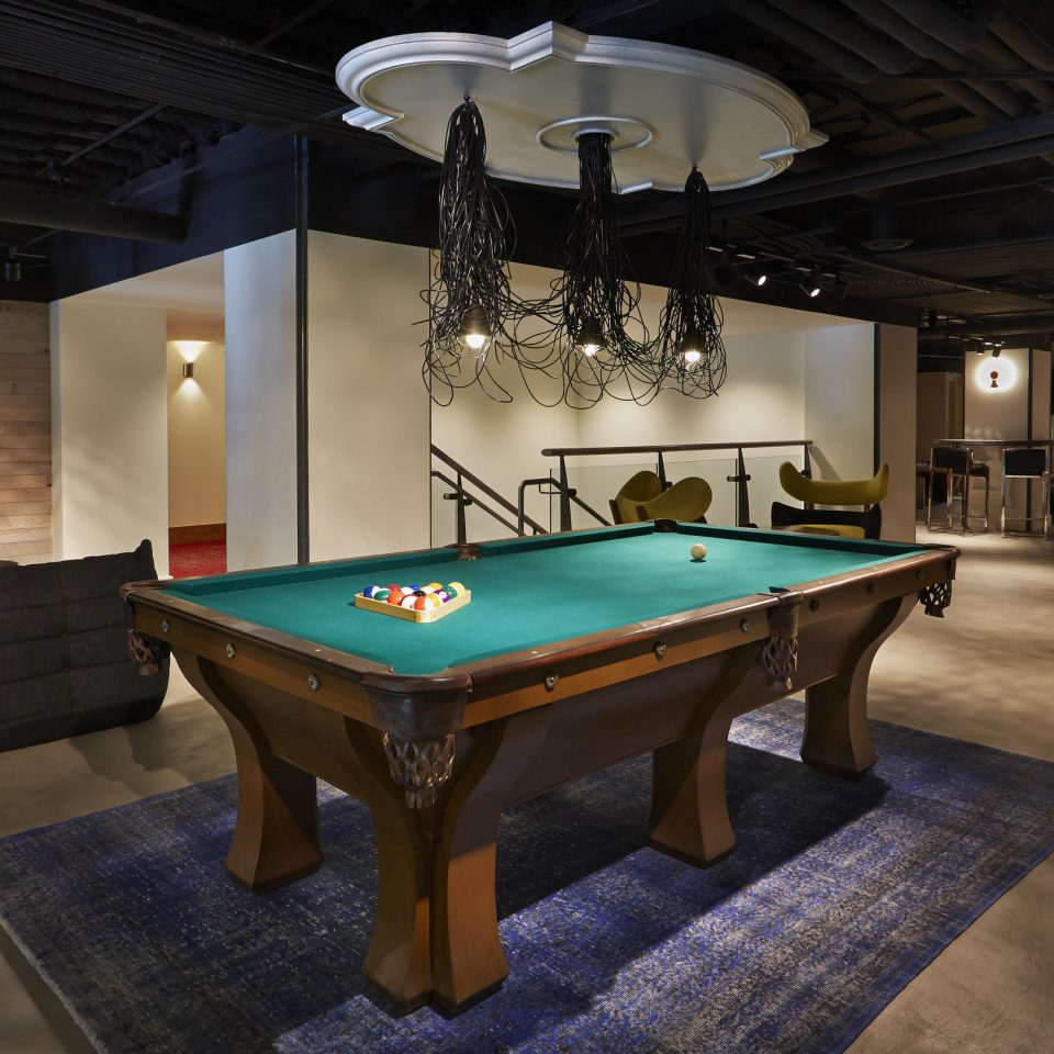 Hotels billiard room recreation room cue sports Pool games billiard table recreation indoor games and sports screenshot