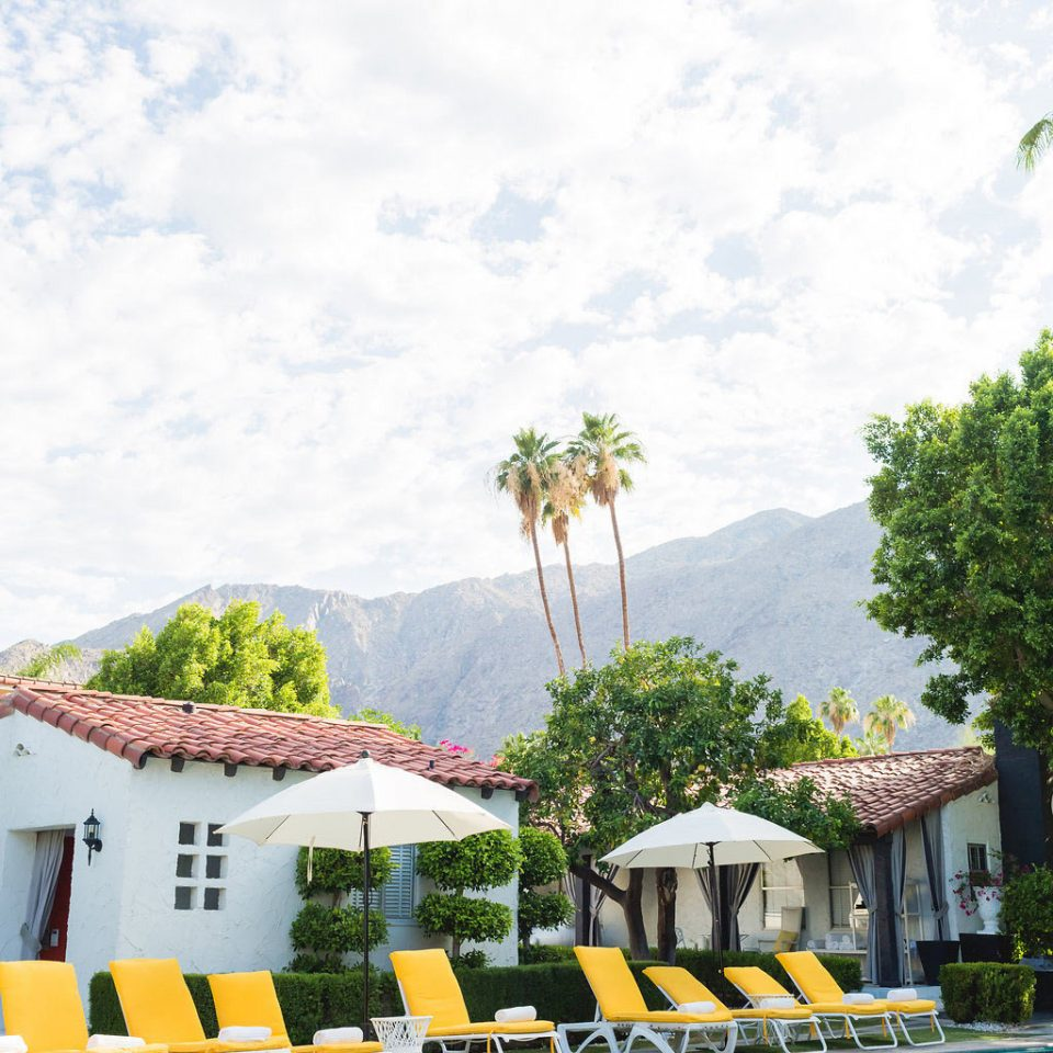 Avalon Hotel And Bungalows Palm Springs Palm Springs Ca Jetsetter