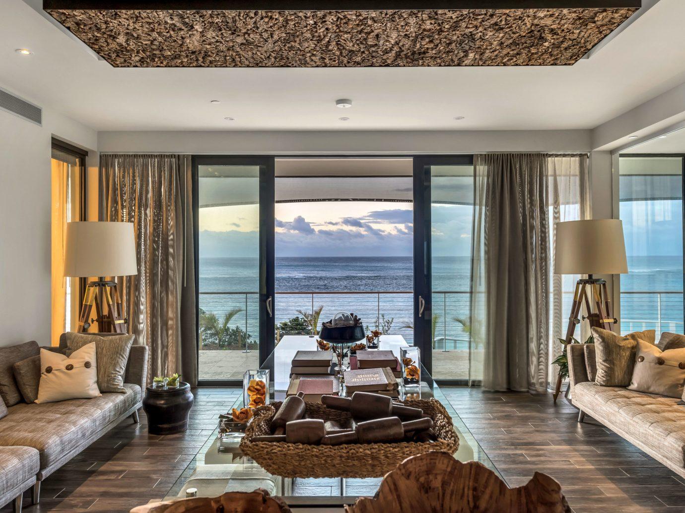 Bedroom at The Loren