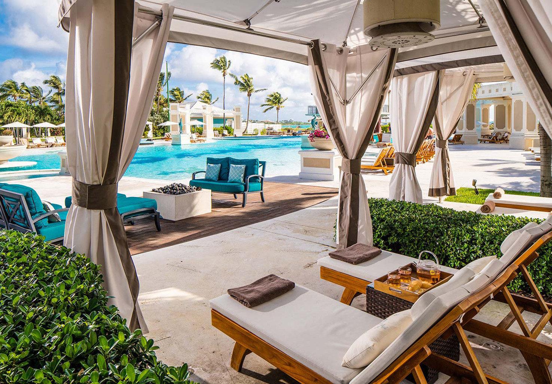 Hotels chair property Resort house home Villa cottage mansion backyard