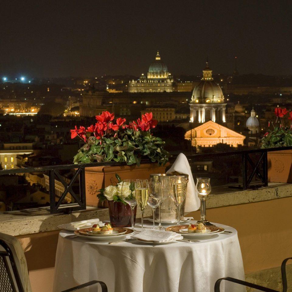 Hotels restaurant