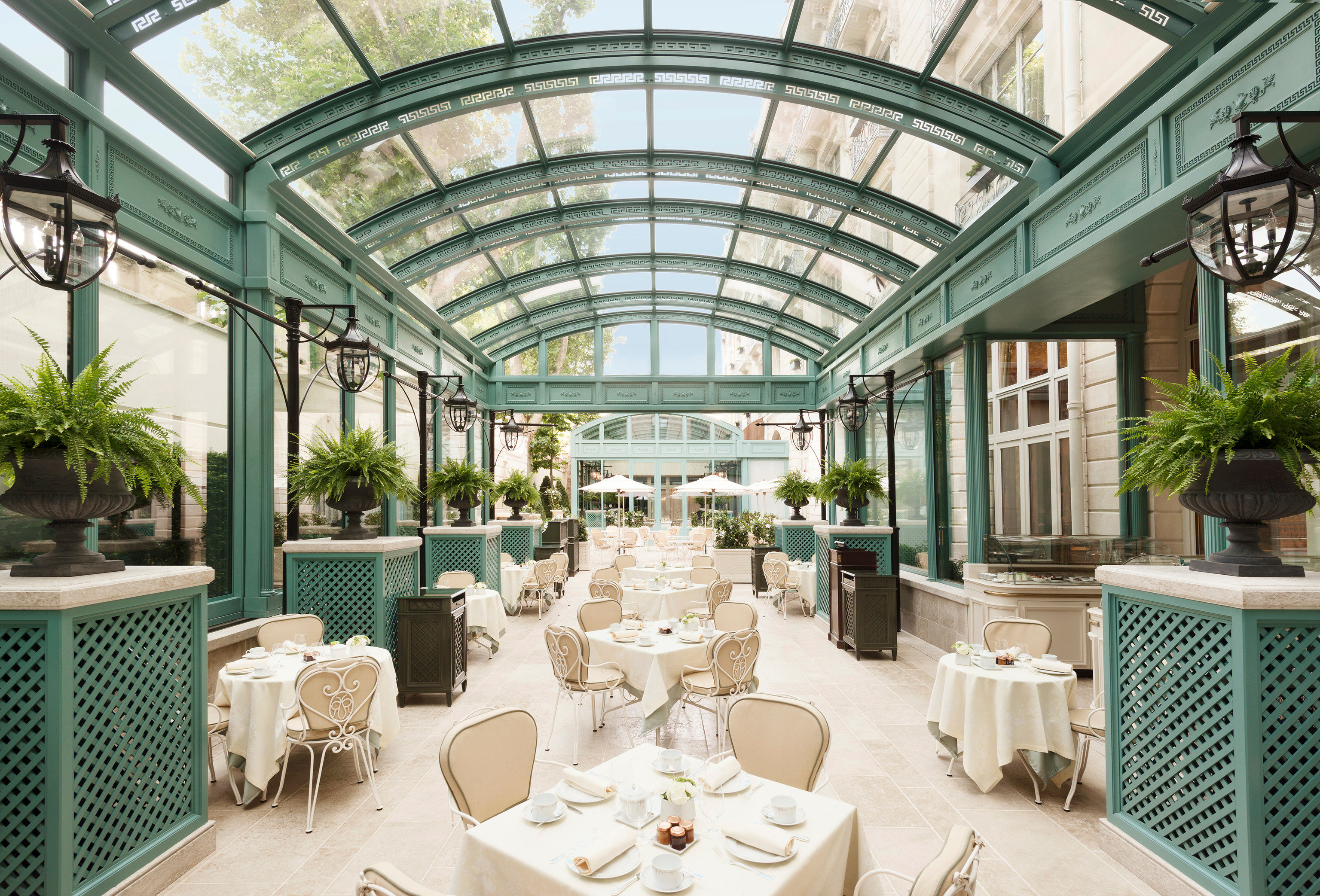 Hotels Romance Trip Ideas restaurant green function hall orangery