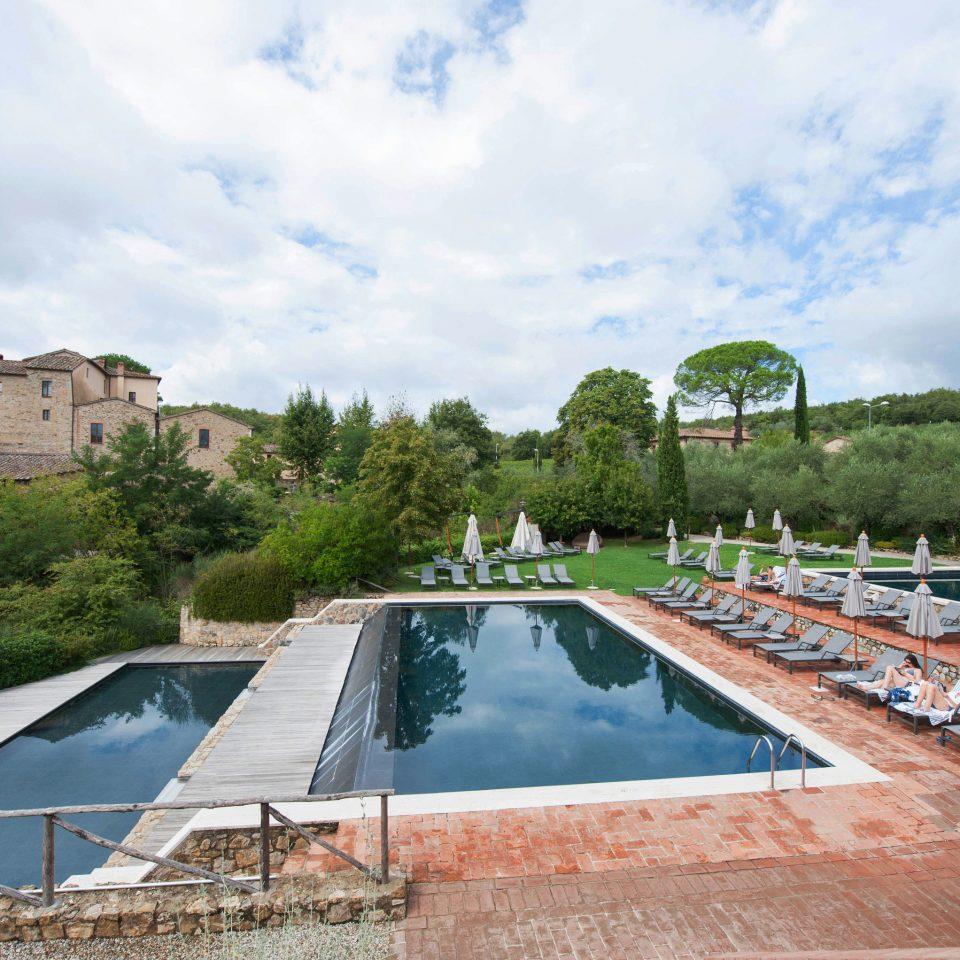 Hotels sky swimming pool water roof waterway