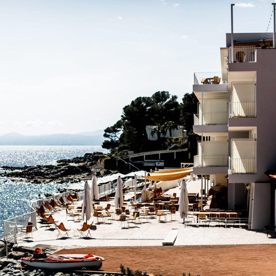 Hotels sky Sea water