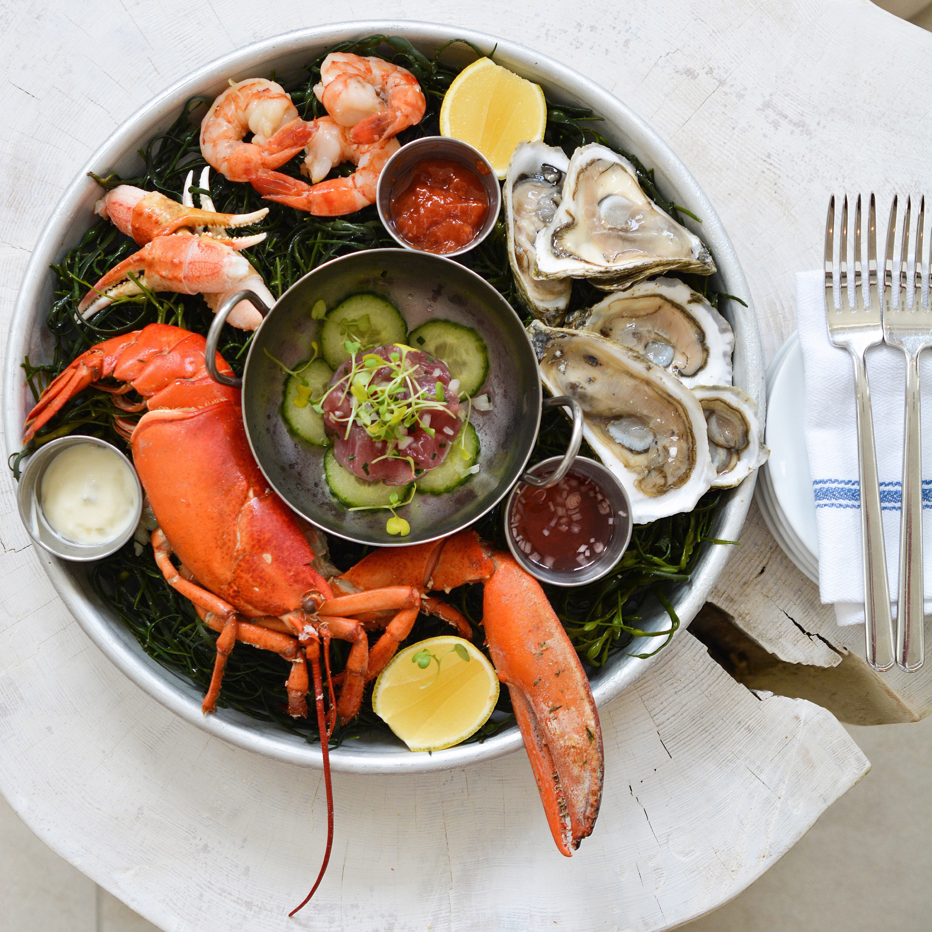 Hotels food plate cuisine Seafood fish asian food toppings