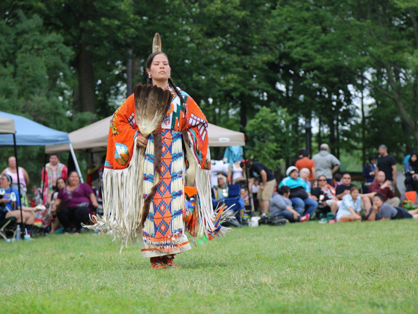 Festivals + Events Offbeat Trip Ideas Yoga Retreats grass tree outdoor person people dancer festival