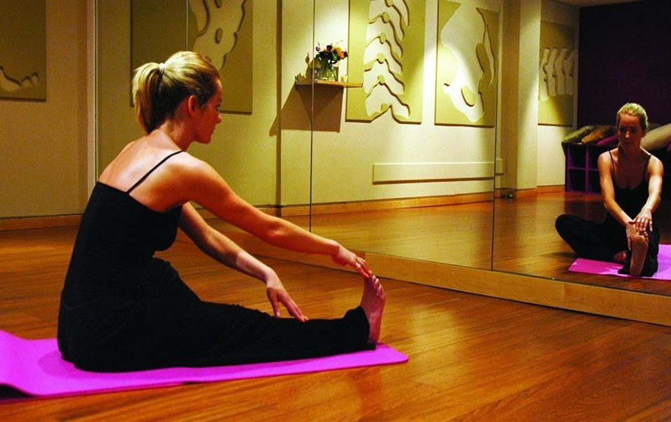human action sports woman physical fitness individual sports yoga pilates physical exercise