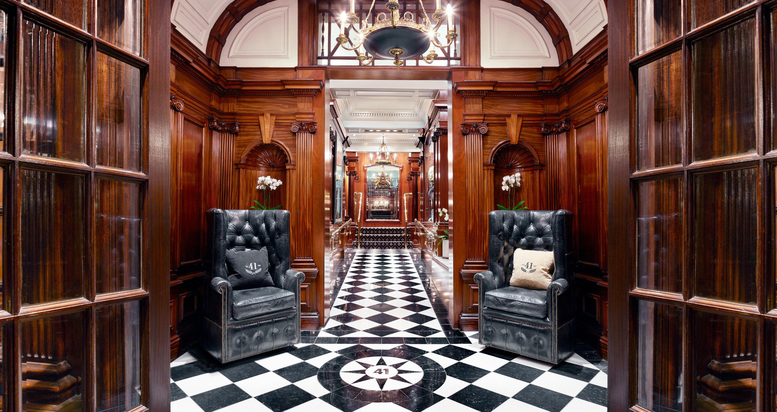 Hotels indoor floor room estate mansion wooden interior design hall furniture wood tile