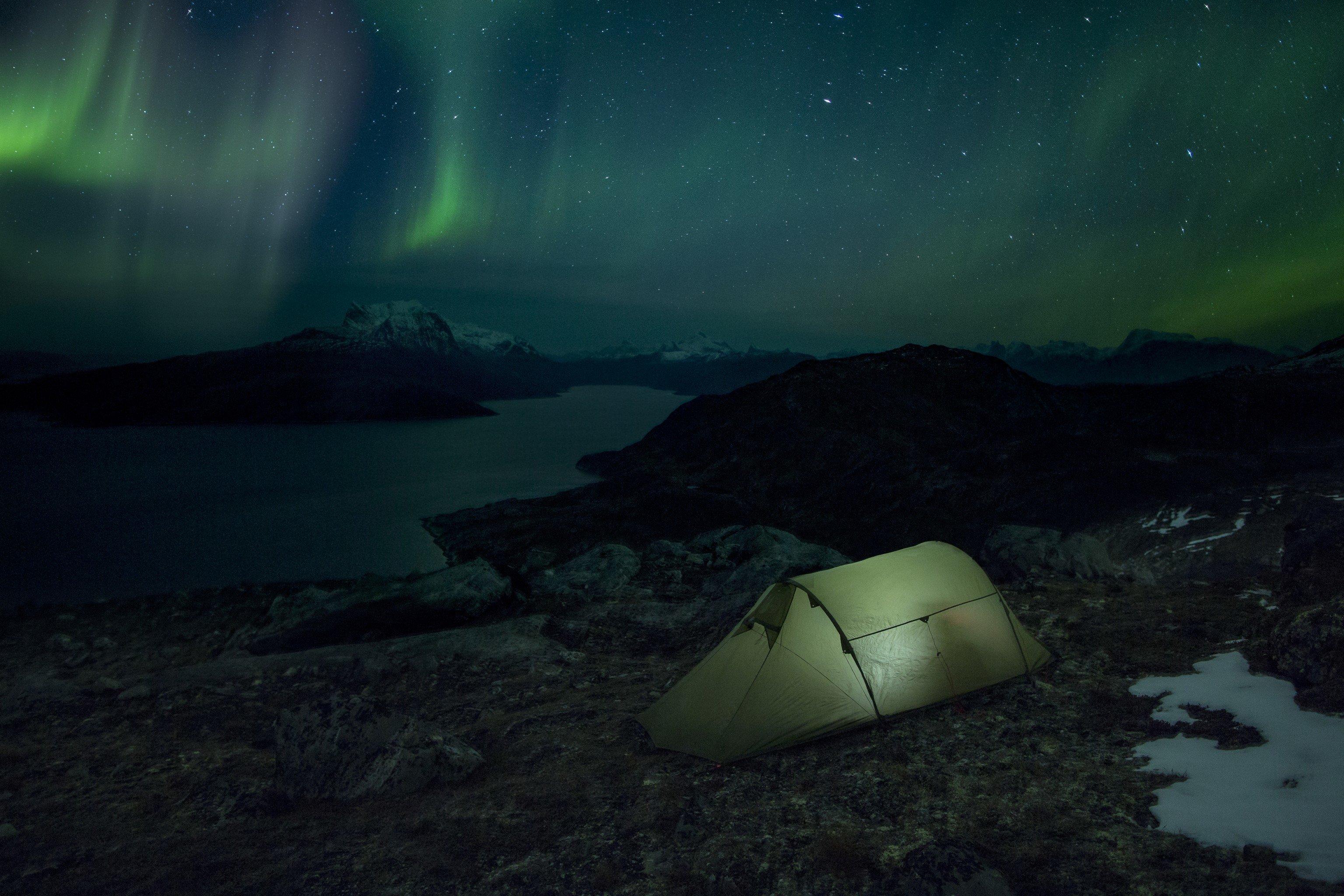 Trip Ideas aurora atmosphere night darkness Nature screenshot moonlight Night Sky