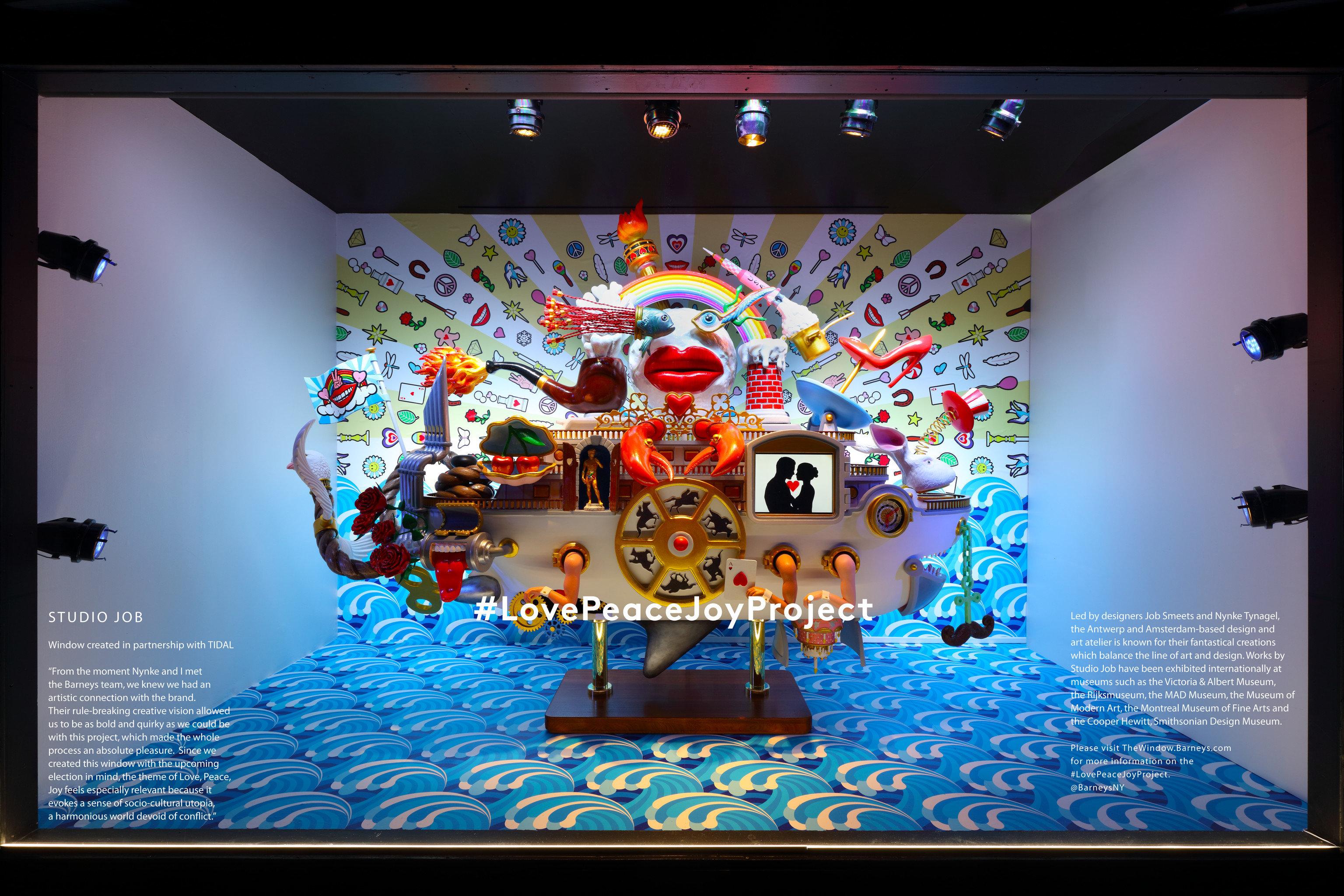 Trip Ideas indoor art screenshot display device decorated display