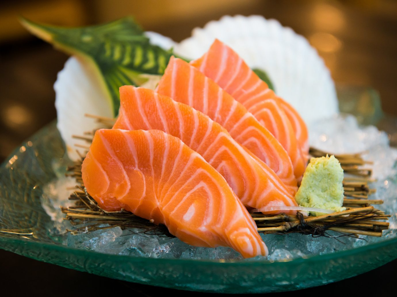 Trip Ideas plate food dish sashimi slice indoor cuisine bowl fruit asian food plant sushi fish smoked salmon sliced oranges japanese cuisine salmon orange fresh containing